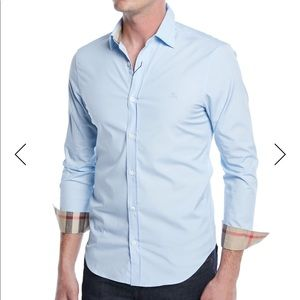 Burberry Brit Button Up Sport Shirt